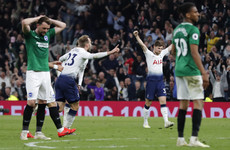 Impressive Duffy display falls short as Eriksen stunner puts Spurs in control of top-four race