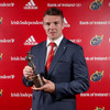 O'Mahony and Griffin clinch Munster Player of the Year awards as Lenihan is inducted in Hall of Fame