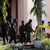 Sri Lankan police carry out controlled explosion near cinema as death toll from Easter bombing rises to 359