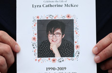 'We don't need any more innocent blood to be shed': Funeral of Lyra McKee begins in Belfast