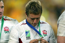 Wilkinson 'never felt so empty' as he did after winning 2003 World Cup