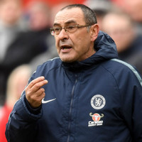 Sarri charged with misconduct following sending-off against Burnley