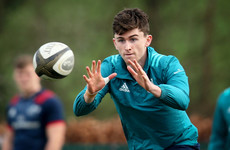 Ireland U20 winger drops out of Munster academy to return to Wales