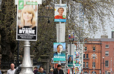 'Banning them is a red herring': Why election candidates are standing over their use of posters