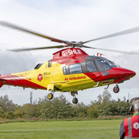 Ireland's first charity-funded community air ambulance still awaiting approval to operate