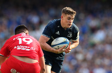 Cronin, Furlong and Ringrose shortlisted for EPCR Player of the Year award