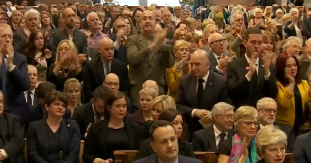 'Why in God's name does it take the death of a 29-year-old woman to get to this point?' - priest challenges politicians on NI stalemate