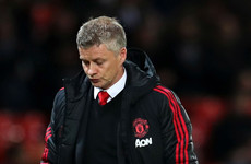 Solskjaer: United not good enough to match City