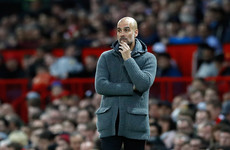 'Both teams deserve the title' - Pep Guardiola