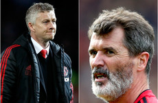 Solskjaer agrees with Keane that United need 'right characters' as Rashford criticises side