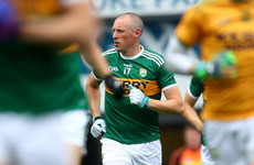 Kerry legend Kieran Donaghy unveiled as Sky Sports' newest GAA pundit