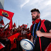 Munster's Arnold hopes to put 'frustrating' injury behind him against Connacht
