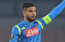 Klopp rules out Insigne swoop but is planning to add in summer window