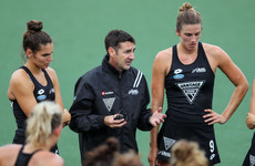 New Ireland women's hockey coach named after interesting switch-up with NZ