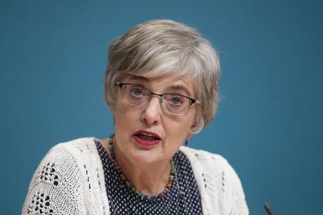 Children's Minister Katherine Zappone