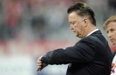 Job fairy: Van Gaal linked with Liverpool director's role