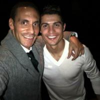 Euro 2012: Ronaldo shocked by Ferdinand exclusion