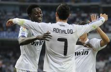 Mourinho killed everyone at Real Madrid, even Ronaldo - Adebayor