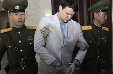 North Korea billed US $2 million for imprisoned student's medical care