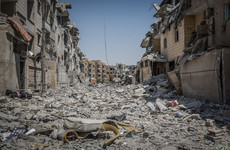 US-led coalition killed 1,600 civilians in four month blitz on Syrian city, says Amnesty