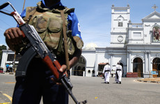 Radical leader killed in Easter hotel attack, Sri Lankan president says