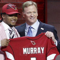 Cardinals make Kyler Murray first pick as Giants spring Daniel Jones surprise