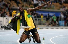 Interview: A quick word with the fastest man on the planet, Usain Bolt