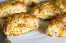 6 of the best... savoury scones for a wholesome snack that tastes great too