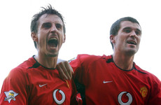 'I thought Keane was brilliant in his analysis and actually tore Neville to bits'