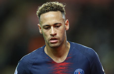 Neymar handed three-match European ban for foul-mouthed Instagram post