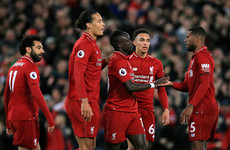 Gone in 15 seconds as five-star Liverpool regain top spot