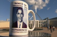 Mafia-style end for Australia's flawed Obama mugs