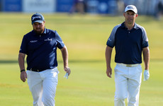 Harrington-Lowry endure turbulent second round as Hurley-Malnati lead rain-hit Zurich Classic