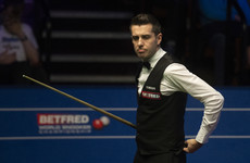 Three-time winner Selby crashes out of World Championship to former taxi driver
