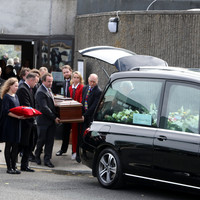 President among mourners as Feargal Quinn laid to rest