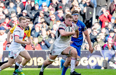 Rea helps Ulster edge second-string battle against Leinster