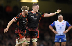 Dragons pull off stunning comeback to dent Scarlets' Champions Cup hopes