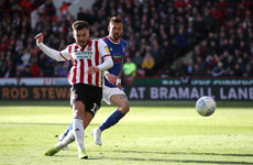 Delight for Irish quartet as Sheffield United effectively clinch Premier League promotion