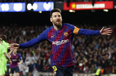 Messi fires Barcelona to eighth La Liga title in 11 seasons