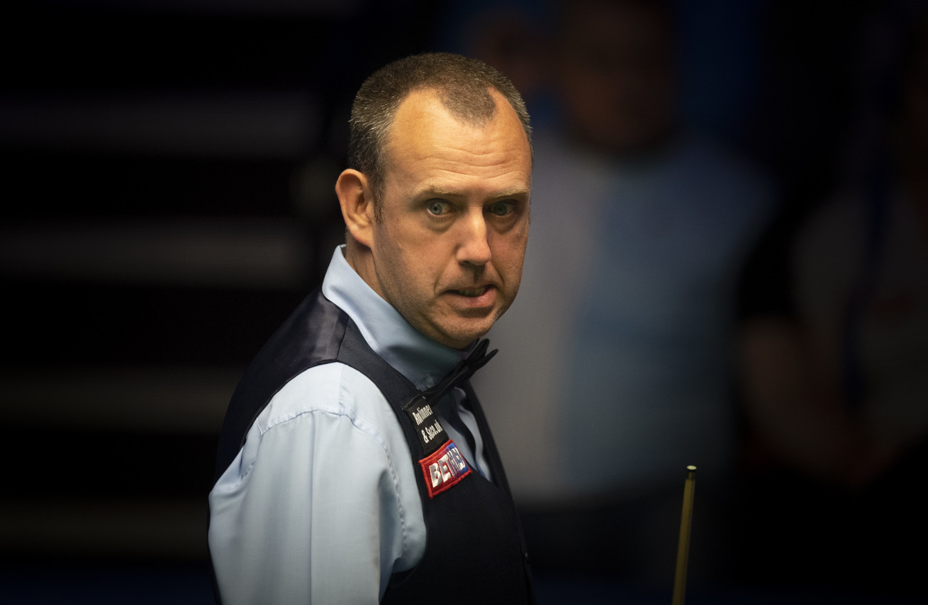 Defending World Snooker champion Williams refuses to blame health ...