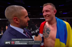 'I am a force to be reckoned with': Hermansson lands biggest UFC win of his career
