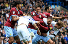 Sheffield United promoted to Premier League after Leeds-Villa descends to complete madness