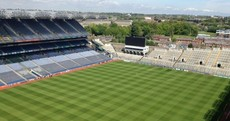 Here's the view from the new Croke Park skyline