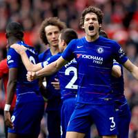 As it happened: Manchester United v Chelsea, Premier League