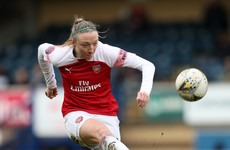 Arsenal boss hails Irish 'gems' McCabe and Quinn as Gunners end title drought