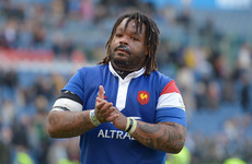 Mathieu Bastareaud to join Major League Rugby's New York