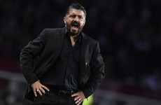 10-man AC Milan implode against Torino to pile pressure on Gattuso