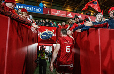 Van Graan points out Munster's progress as they settle for second best