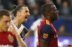 'This is a guy who is the face of MLS' - Onuoha slams Ibrahimovic for on-field behaviour