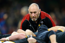 Wales forwards coach McBryde to replace Fogarty at Leinster after World Cup